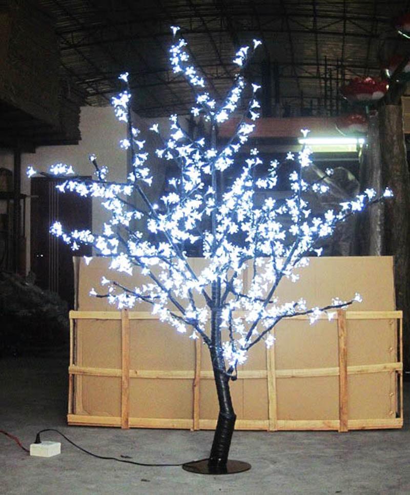 480pcs LEDs Cherry Blossom Tree Light 5ft/1.5m Height