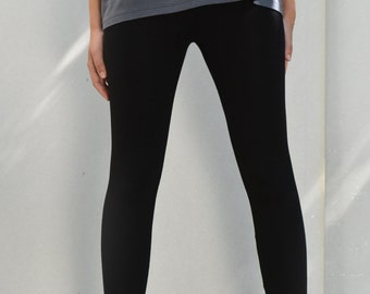 Black leggings/yoga leggings/ sport leggings/ big size leggings/ long leggings.
