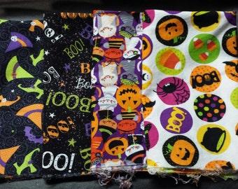Halloween Fabric Pack - 11 N