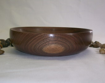 Walnut Candy Bowl