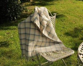 Portland Wool Medium Throw
