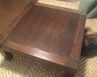 Large Custom Coffee Table