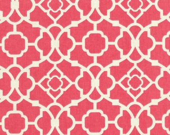 Waverly Lovely Lattice Blossom Home Decorating Fabric BTY