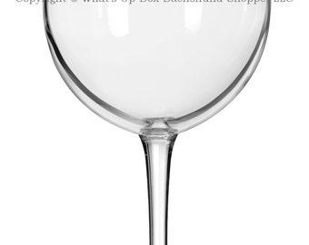 Dachshund Indoxicated Wine Glasses Set of 2
