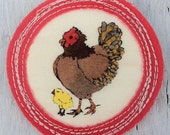 Merit Badge for 'being a mother hen'
