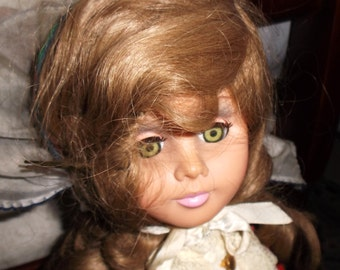 1967 Uneeda Antebellum Southern Doll