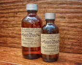 Herbal Face Cleansing Oil | All Natural | Handcrafted | Gentle, Deep Cleansing | Choose your skin type | Unisex - 2 oz or 4 oz
