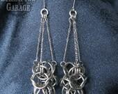 Earrings - Turkish Orbital Chandeliers