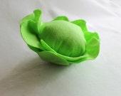 Custom Listing for Angel- 5 Felt Cabbages