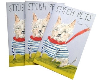 Stylish Pets, Winter issue
