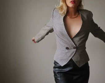 1980s Christian Dior Blazer~Size Medium