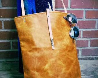 Leather Tote Bag, Leather Bag, Leather Bags women, leather handbag, free shipping, womens leather bag, made in the usa, leather tote, large