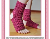 Donna's Yoga Socks Knitting Pattern - PDF