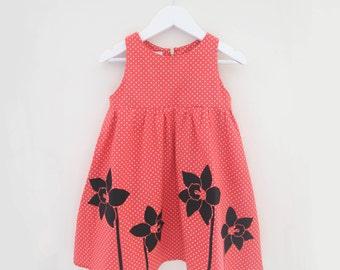 Girl's Daffodil Dress