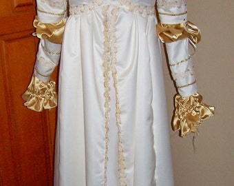 Women's Renaissance Dress