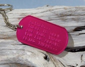 Personalized Key Chain for Men and Women Gift for Her Groomsman Bestman Stocking Stuffer Gift for Christmas