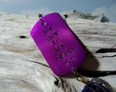 Mens Gift for Him Personalized Fishing Lure Valentines Day Dad Husband My Guy is My Hero Unique Valentines Day Gift Idea For Him