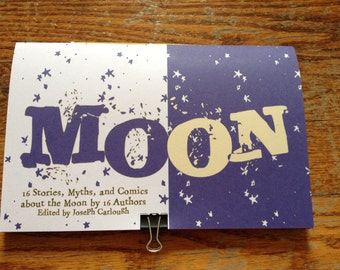 MOON Anthology: 16 stories by 16 authors