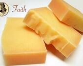 Faith Creamy Shea Butter Soap