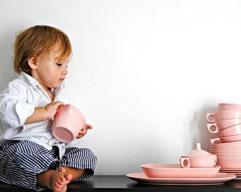 Set Of 20 Texas Ware Melamine Platters Bowls Plates Cups Sugar Creamer