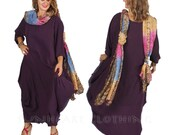 SUNHEART bohemian Hippie Boogie KABUKI Garnet DRESS One Size fits Sml-Med-Large-xl-1x-2x