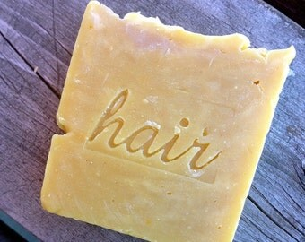 Cocoa Butter Solid Shampoo-Vegan-Great Lather-All Natural- great for all hair types