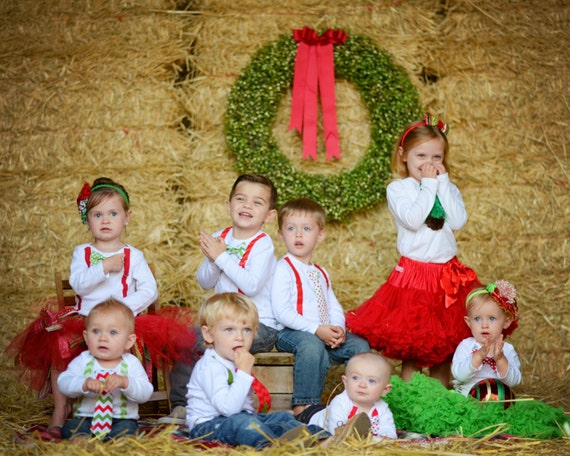 Shop affordable Christmas clothes for babies, toddlers and kids. Discover our selection of Christmas outfits in sizes newborn to