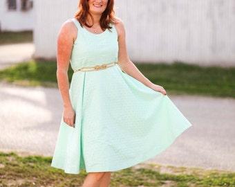 Lorelei Women's Dress PDF Pattern