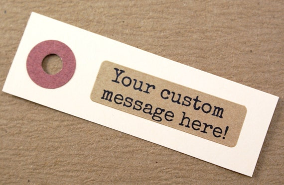 160 custom print labels clear gloss white or kraft brown 1 2 x 1 3 4 inch custom stickers custom text wedding favors packaging