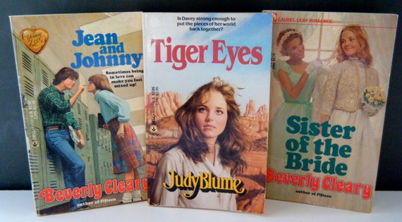 1980 s young adult books