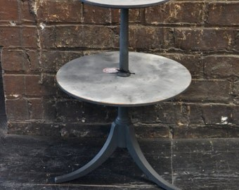 Hand Painted, Chalk Paint® by Annie Sloan, Vintage  two tier table