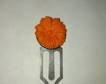 Flower Bookmarker