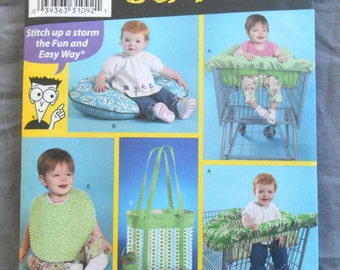 Shopping Trolley Seat Cover - Bubs Nest