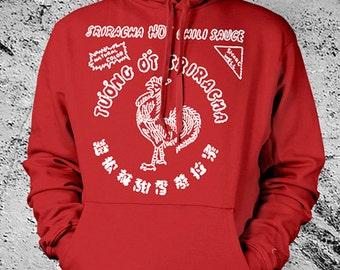 Sriracha Hoodie Hooded Sweat Shirt