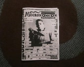 NECRONOMICON 27 UK horror fanzine zine October 2013 retro 80's cheese fanboy geek reviews