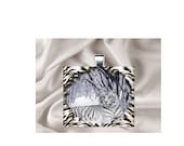 Pendant Necklace White Tiger