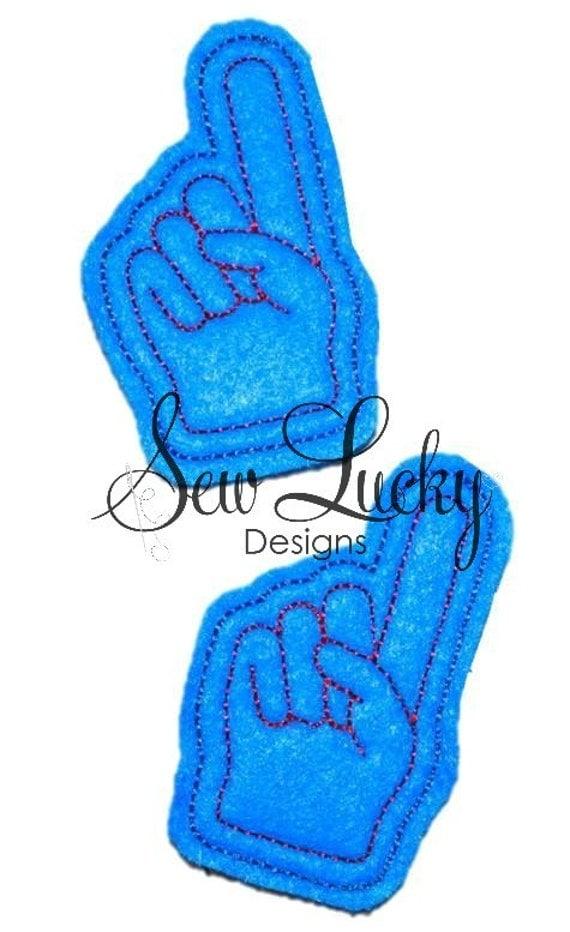 foam machine embroidery designs