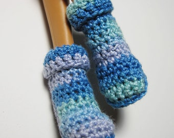 Pattern: Crochet Boots