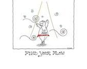 8x10 Print: Find Your Flow