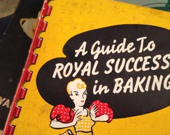 Collection of Vintage Cook Books
