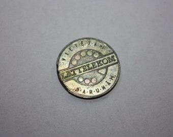 Vintage Coin - Telephone Token