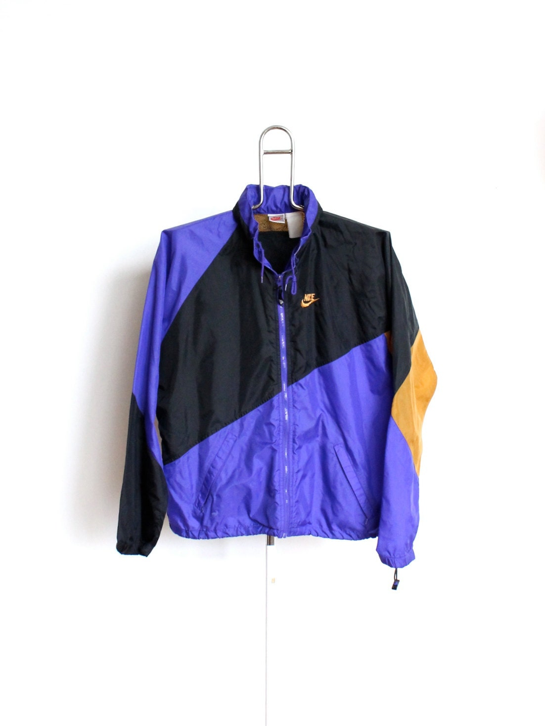Black Windbreaker Jacket Mens