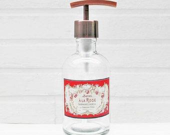 Popular Items For Red Soap Dispenser On Etsy
