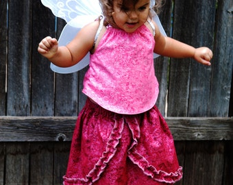 My Pixie Hollow: Rosetta Costume - Sizes 2T, 3T, 4T, 5, 6, 7, 8 and 10