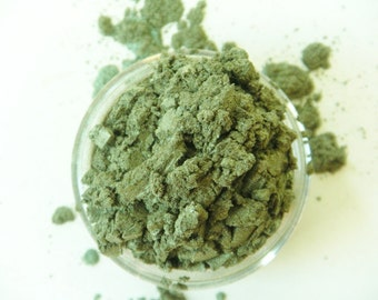 Sage- All Natural Mineral Eyeshadow (Vegan)