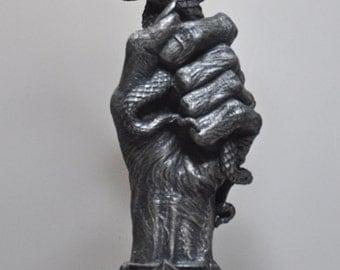 Hand of Glory Candlestick Holder