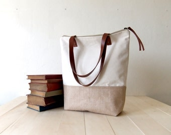 Canvas Tote Bag With Shoulder Strap 84
