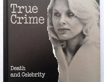 TRUE CRIME Death and Celebrity Vintage Book 1990s Sid and Nancy Marvin Gaye