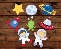 Popular items for astronaut party on Etsy