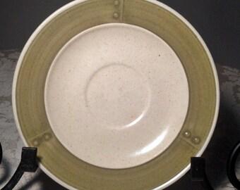 Metlox Poppytrail Provincial Fruit Saucers / Vintage China / California Pottery